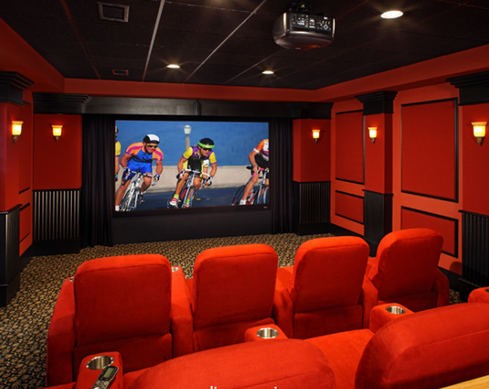 home theater planning
