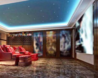 Home Theater Décor Ideas