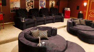 The Best Home Theater Seating Options